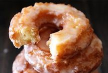 {Doughnut Love} / by Deborah Harroun {Taste and Tell}