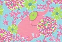 LILLY PULITZER - LOVE! / by Ellie Weinstein-Maule