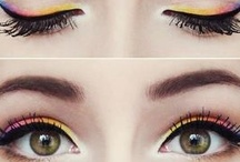 [Beauty] Hair/Makeup/Nails / Beauty DIYs, Makeup tutorials and tips, Hair tutorials and tips, Nail tutorials   / by Linda Rose Le