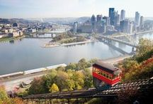 Views of the Region / Imagine living and working in or around Pittsburgh, an oft-cited 'livable city' with world-class job opportunities, cultural and outdoor amenities, and more.
