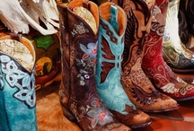 Boots are made for Walking / by Sheri Sisler-Moneymaker