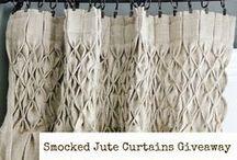Curtains / by Jennie Archer