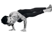 Striking Poses, tips & tools to upgrade one's practice / Some of Plank's fave instructors will share their yoga tips to create Ridiculous Body Awareness... / by PLANK