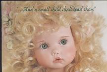 Dolls / by Sheri Sisler-Moneymaker