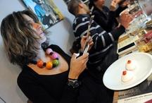 Italian dinner futuriste / La cena futurista tenuta al ristorante Il Kitchen la sera del 26 novembre 2012, a Torino: come la Taverna del Santo Palato nel 1931