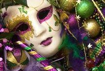 Mardi Gras / by Sheri Sisler-Moneymaker