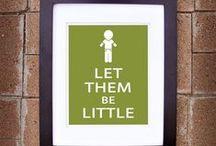parenting wisdom. / wisdom from those who know.