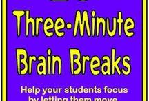 Brain break: school counseling / by Cathy Stainbrook-School Counselor