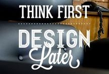 Design- Typography / by Allison Shoaff