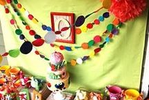 Let's Party / Let's party! Throw the best bash around with these birthday party ideas, decorations, printables, party food recipes, games and more.