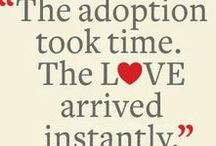 Adoption / the sweet redeeming love and miracle of adoption. how to handle the cost. fundraising. inspirational quotes, prints and tshirts.