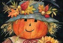 Fall & Thanksgiving / by Sheri Sisler-Moneymaker