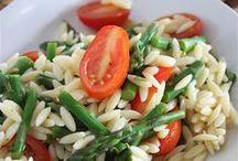 Favorite Recipes- Salads, Soups & Pastas / by Allison Shoaff