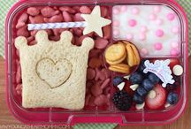 Bento Lunch / Pack your lunch and skip the take out with these fun and neat ways to pack homemade lunches and bento boxes.
