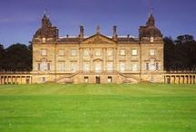 Houghton Hall / Follow the history and explore the elegance of one of England's grandest country houses. On view October 18, 2014 – January 18, 2015.