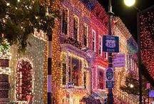 Christmas Lights / by Sheri Sisler-Moneymaker