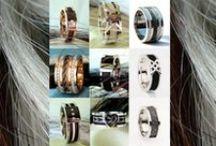 Horsehair rings