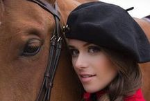 Equestrian style Fashion / Jewellery, clothing, accessories, fashion photos with horses, tweed... Style for outdoor (and indoor) living.