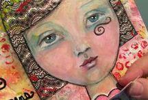 Art Blogs ! / by Peggy Johnson ~Artist