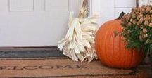 Fall / Fall Decorations and Autumn Inspiration for the Home