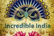 Be Dazzled by India / Must see, do, try or eat in Incredible India!! Use the hastags #DazzledbyIndia or #BeDazzledbyIndia
