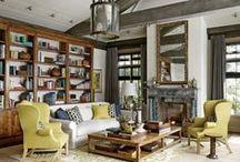Interiors  / by Kristine Bishop