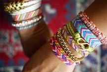 Bracelets:  Friendship Type
