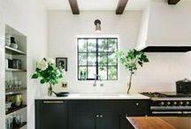 Kitchens / by Kristine Bishop