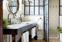 Bathroom / by Kristine Bishop
