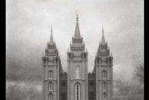 Church Ideas (LDS) / by Rebecca Peterson