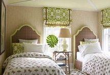 Bedrooms / by Kristine Bishop