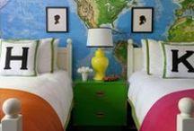 Kids Rooms / by Kristine Bishop