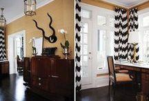Window Treatments / by Kristine Bishop