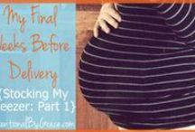 Pregnancy / by Courtney Schaefer