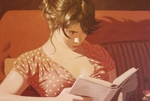 the reader / by Anna Marie
