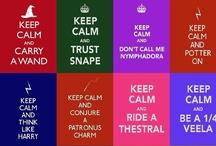 Keep Calm! / by Anna Marie