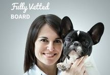 Fully Vetted / Do you love pets? We thought so, that's why you're here! Fully Vetted's pinterest board is the place to come for daily blog posts about different things going on in the animal world, and for helpful tips and tidbits on everything pet!