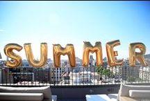 SUMMER / by Axelle Blanpain