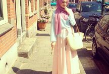 Hijab and Outfit / by Enno Baskoro