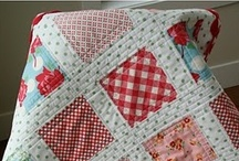 """Patchwork Squares, Charms, & Framed Blocks / Disclaimer: These are just """"PINS"""". I don't claim copyright or ownership of any content on this board. / by Tinsel Fairy"""