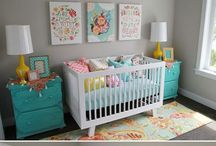 Ideas for the next little babe <3 / by Sarah Easler