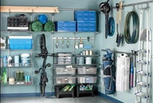 Garage Makeover / by Mary Jean