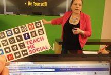 Teach Me Social / Social Media bits & bytes!