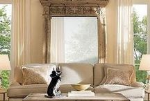 Luxurious Living Rooms / Living room ideas and inspiration
