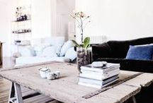 COFFEE TABLE / by Axelle Blanpain