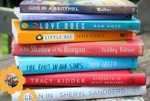 books to read / by Amelia Blanton