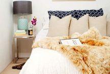 Bedroom / by Stephanie Schwartz