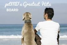 PETMD´s Greatest Hits / Just in case you missed it here are some of our most popular content! / by petMD.com