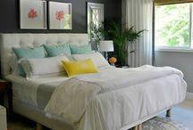 our BEDROOM aspirations... / by Sarah Easler
