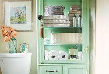 our BATHROOM aspirations... / by Sarah Easler